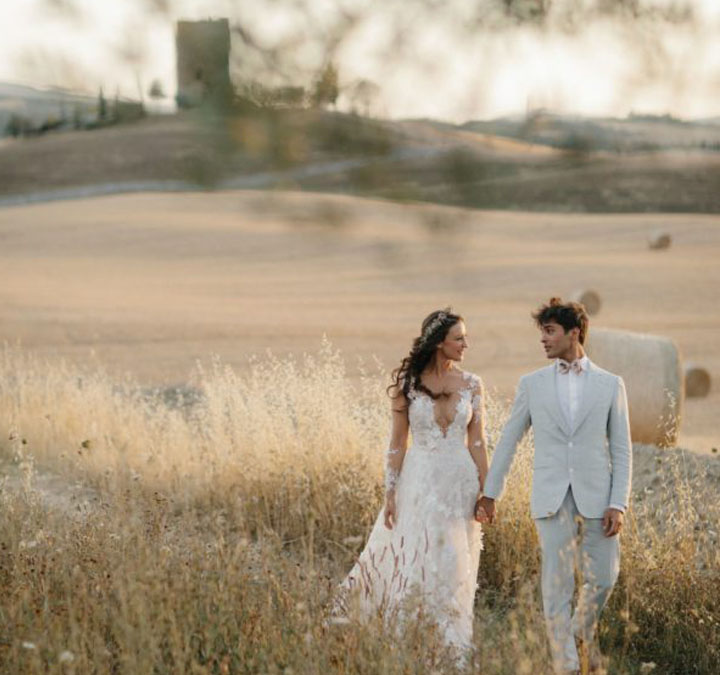 Tuscany weddings