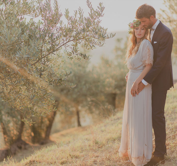 Young love - weddings in Italy