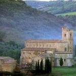 Wedding in Montalcino