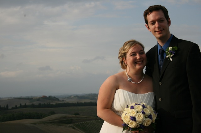 Wedding in Certaldo