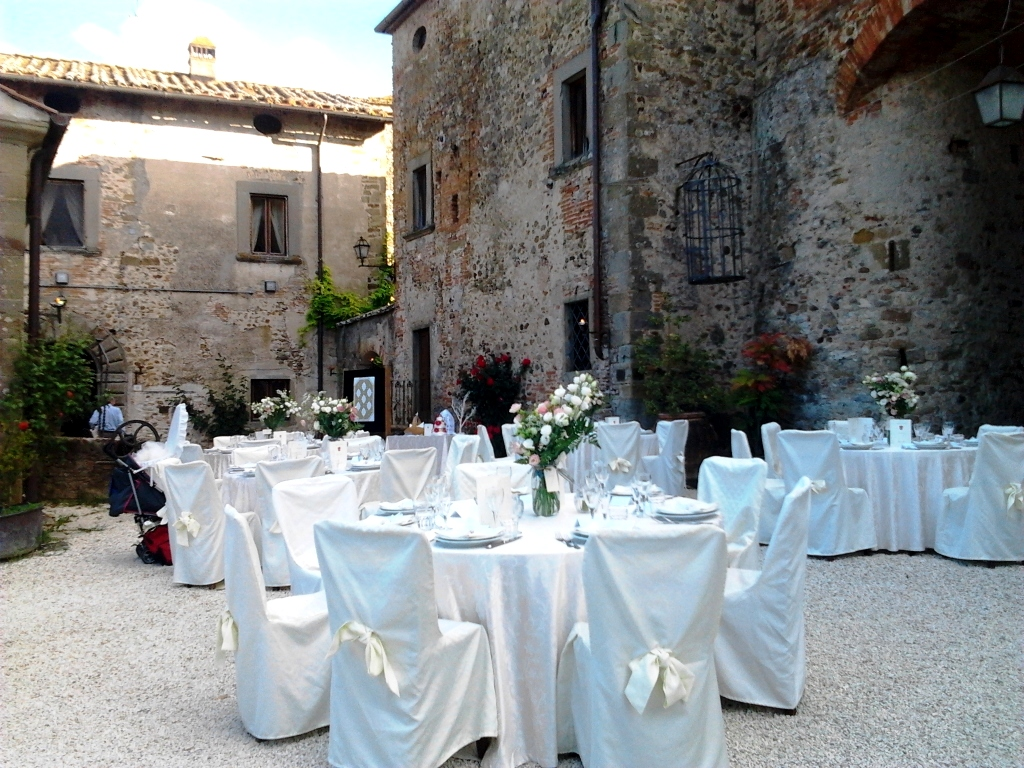 wedding in Anghiari