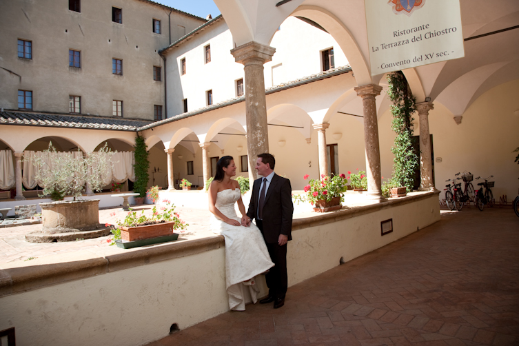 wedding in Pienza - Si Weddings in Italy