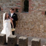 wedding in castle