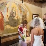 wedding in Marsciano
