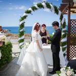 Wedding in Castiglioncello