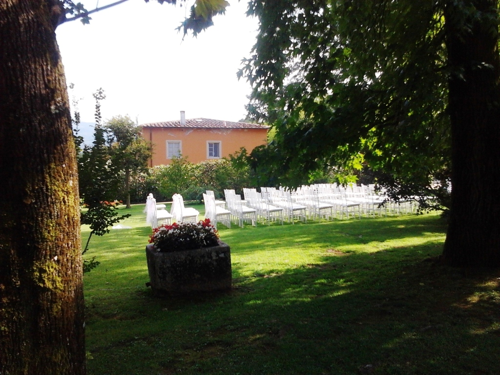 Wedding in Lucca
