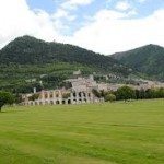 Wedding in Gubbio