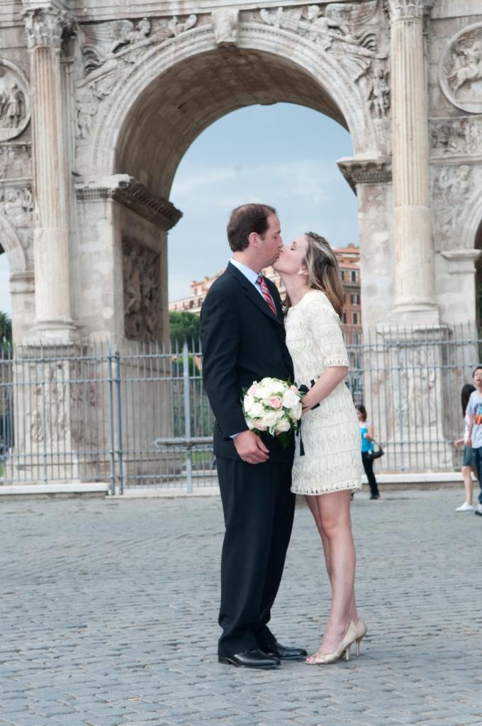 irish catholic weddings in rome - photo#49
