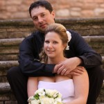 Wedding in Spello