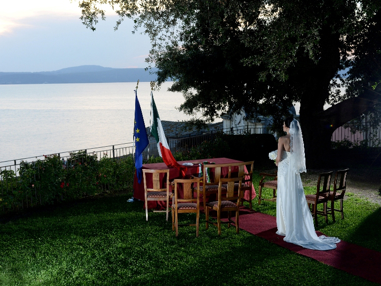 Getting married in Anguillara Sabazia
