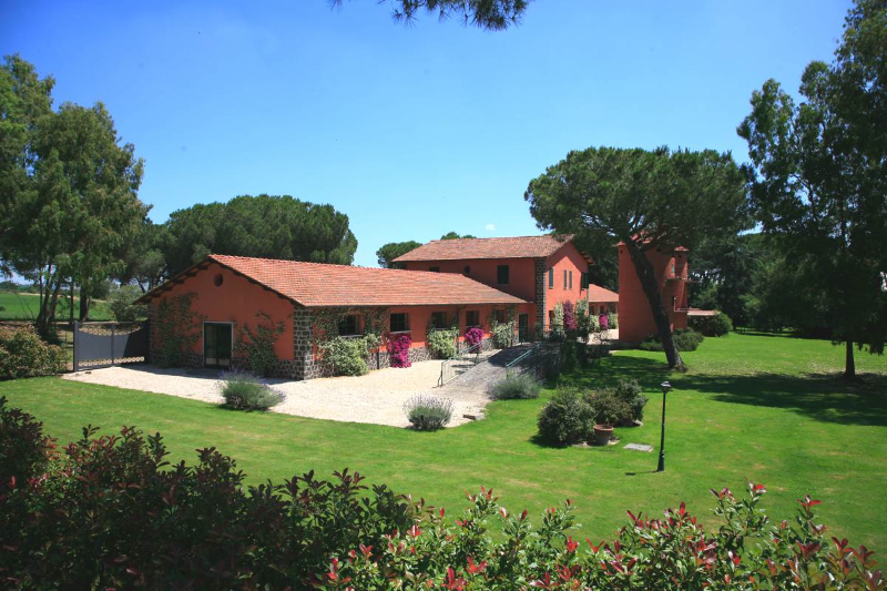 Villa outside Rome