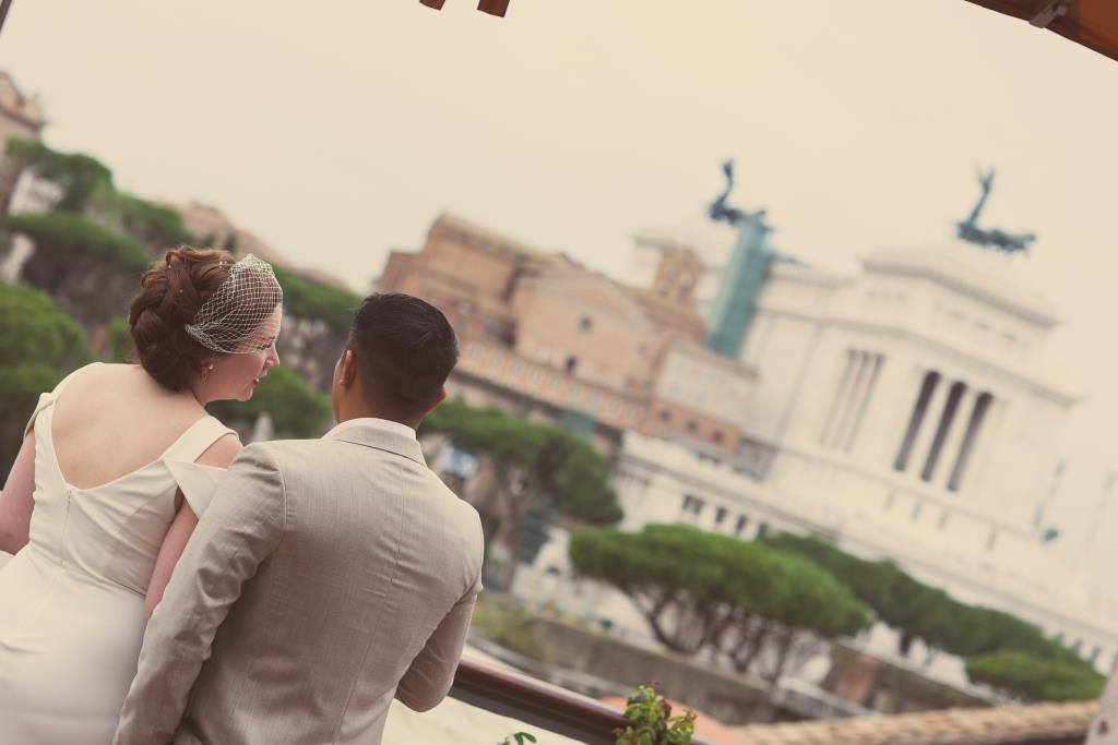 Susan & Jon Wedding in Rome_4